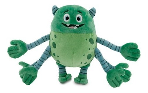 Boneco Disney Glo-bo ( Bacteria) Doutora Brinquedos