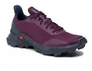 Zapatillas Mujer - Salomon - Alphacross W - Trail Running