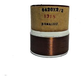 Bobina 64 20/2+2/70 P/ Alto-falante Bravox Endurance E2k