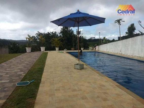 Chácara Com 2 Dormitórios À Venda, 1500 M² Por R$ 339.000 - Biritiba Ussu - Mogi Das Cruzes/sp - Ch0037