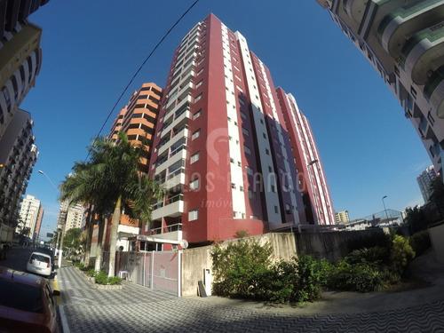 Imagem 1 de 15 de Apartamento 2 Dormitórios 1 Suíte 1 Vaga No Canto Do Forte  - Cf68459