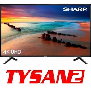 Tv Led Sharp Aquos 55 4k Smart Tv Ultra Hd En Stock Ya!!!