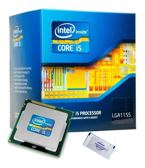 Processador Intel Core I5 3570 Lga 1155 3.4 C/ Garantia