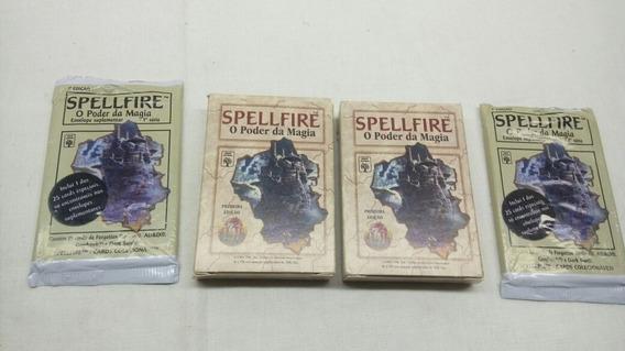 Cards Do Jogo Spellfire De 1994 Lote Com 140 Cards 1(edicao)