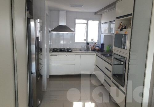 Imagem 1 de 14 de Belíssimo Apartamento 128 M² Com Terraço Gourmet - Condomíni - 1033-8726
