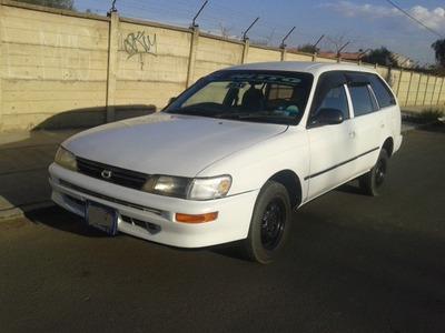 Vendo Vagoneta Toyota Corolla 5ta