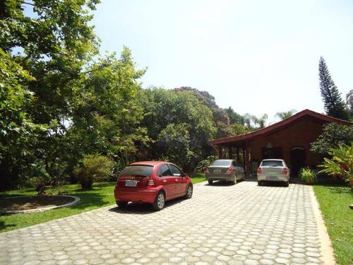 Imagem 1 de 21 de Chácara Com 5 Dormitórios À Venda, 6100 M² Por R$ 1.290.000,00 - Chácara Santa Mônica - Vargem Grande Paulista/sp - Ch0011