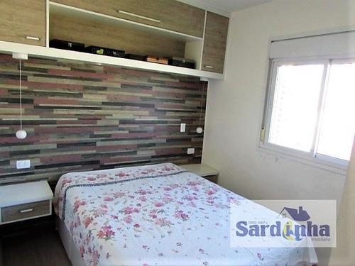 Imagem 1 de 9 de Apartamento Em Vila Suzana  -  São Paulo - 4498