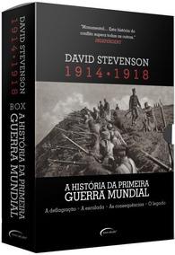 Box - A História Da Primeira Guerra Mundial - 1914-1918
