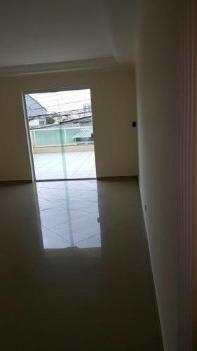 Imagem 1 de 30 de Sobrado Residencial À Venda, Vila Alto De Santo André, Santo André. - So2100