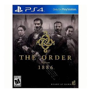The Order 1886 Ps4 Nuevo Fisico Sellado Envio Gratis