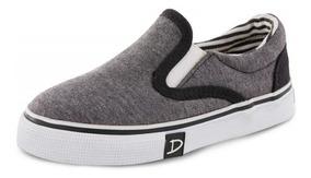 Zapato Croydon Bao 2 Gris Negro Para Niño