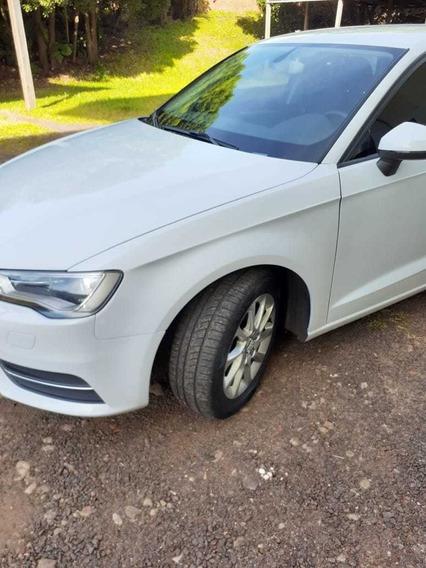 Audi A3 Spb 1.4 122cv 2014 Gasolina Branco