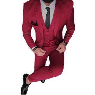 Chaleco Con Saco Chupin Zapato Y Cinto Vestir Import Usa