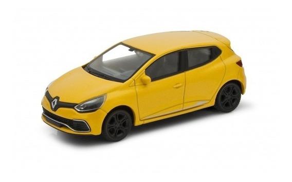 Welly Auto Coleccion Metal Escala 1-43 Renault Clio Rs