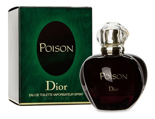 Perfume Christian Dior Poison Edt 100ml Importado Original