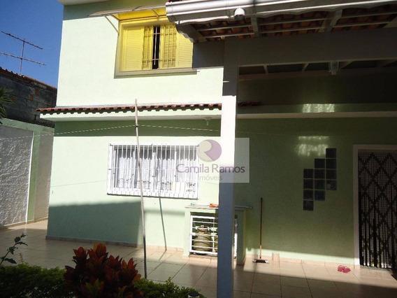 Sobrado Com 4 Dormitórios À Venda- Cidade Edson - Suzano/sp - So0155