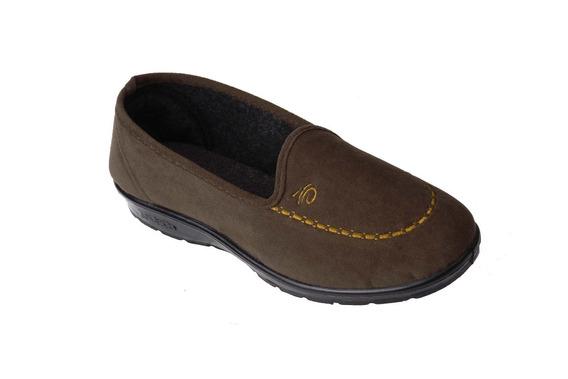Tovaco Zapato Casual Para Mujer Color Negro Y Cafe