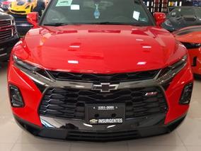 Chevrolet Blazer Rs 2019 Disponibilidad De Versiones,colores