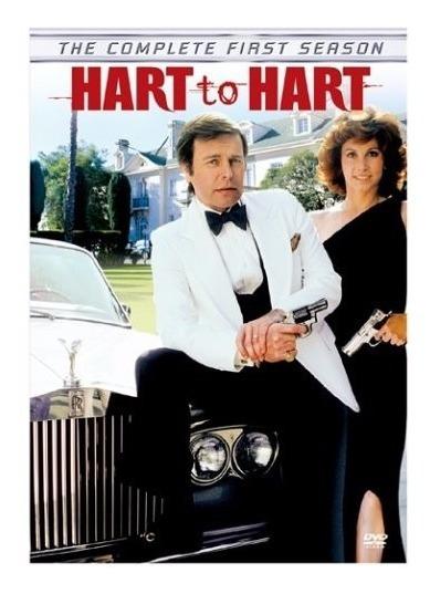 Los Hart Investigadores (hart To Hart)
