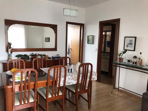 Apartamento Com 3 Quartos Para Comprar No Funcionários Em Belo Horizonte/mg - Ch5186