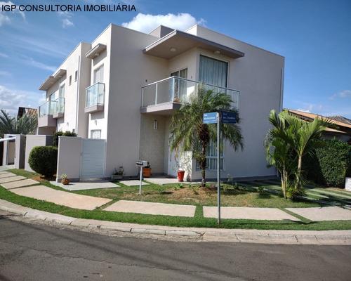 Casa Para Venda Sobrado Jardim Portal Dos Ipes, Indaiatuba - Ca04659 - 4400954