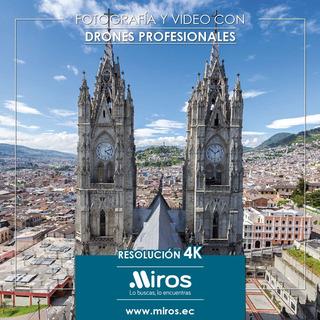 Servicio Alquiler De Drones En Quito Fotografía Y Video