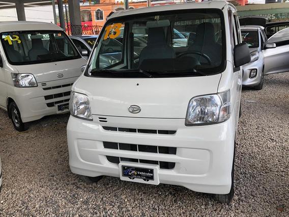 Daihatsu Hijet 2013 Blanco