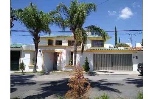 Hermosa Casa En Renta Al Norte De La Ciudad, En Bosques Del Prado Norte, A 10 Min. Del Centro Comercial Altaria