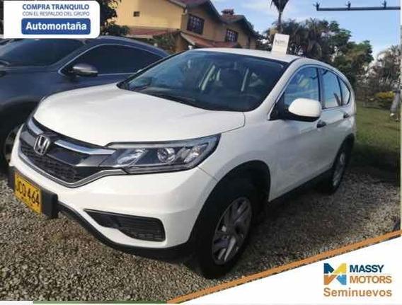 Honda Cr-v Lxc Automatica