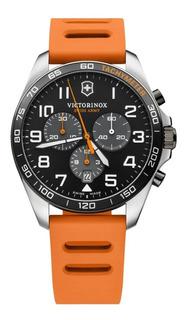 Reloj Victorinox 241893 Fieldforce Crono 100m Agente Oficial