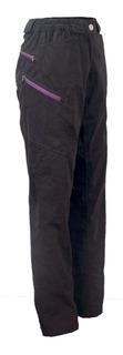 Pantalón Mujer Trekking Makalu Secado Rápido