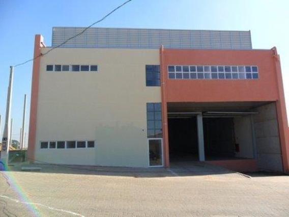 Galpão Industrial Para Locação Em Condomínio Hortolândia Sp - Gl00072 - 31963472