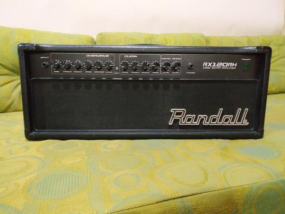 Randall Rx 120rh - Con Reverb Y Footswitch