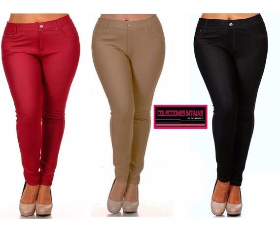 Pantalones En Drill Damas Gorditas Mercadolibre Com Co