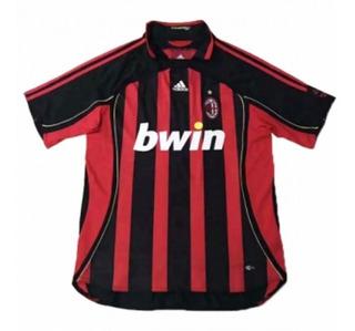 Milan Retro 06/07 - Kaka, Ronaldo, Nesta, Seedorf, Pirlo