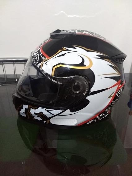 Capacete Articulado Mrc Ducati Horse