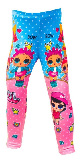 Leggins Para Niñas -lol Surprise