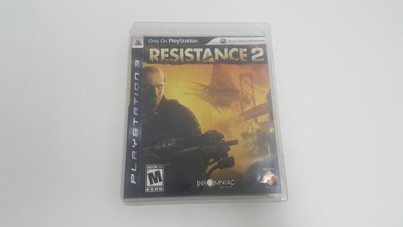 Resistance 2 - Ps3 - Original