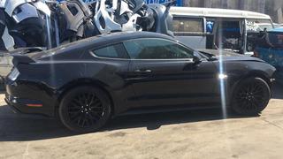 Ford Mustang 2019 V8 Sucata Para Venda De Peças