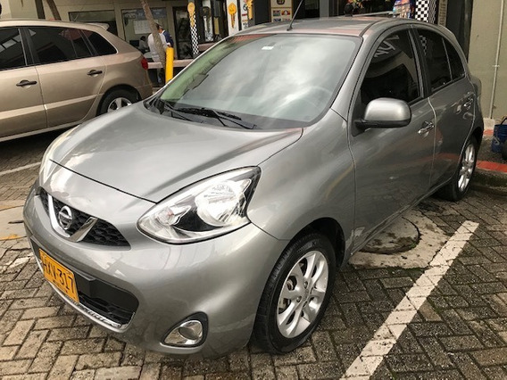 Nissan March Advance 2014 Impecable