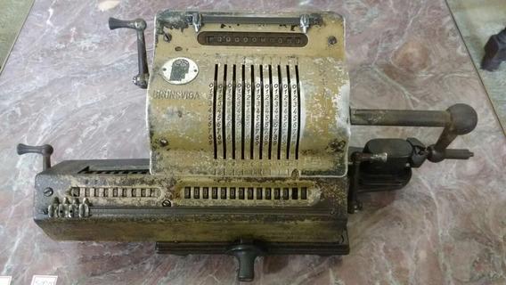 Antiga Calculadora Brunsviga