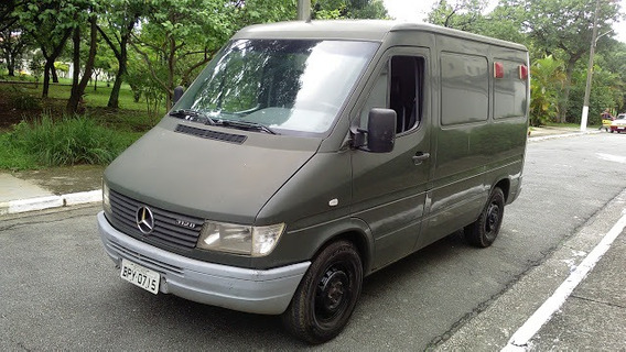 Mercedes Benz Sprinter Furgão 2.5 Curto 5p