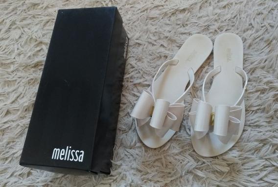 Melissa Laço Branca