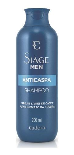 Eudora - Siáge Men - Shampoo Anticaspa