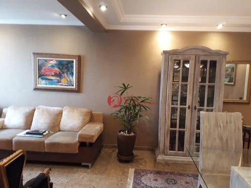 Imagem 1 de 10 de Apartamento Com 2 Dormitórios À Venda, 68 M² Por R$ 455.000,00 - Tatuapé - São Paulo/sp - Ap0402