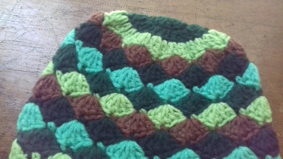 Tejido A Mano En Crochet. Excelente Calidad.