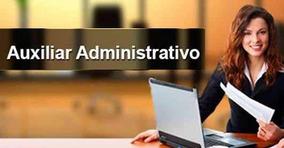 Curso Auxiliar Administrativo 3 Etapas Completo