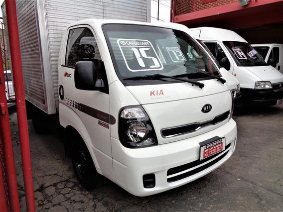Kia Bongo K 2500 Bau Truckvan