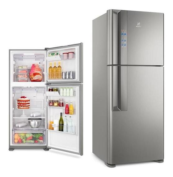 Refrigerador Inverter Iff55 Platinum 431 Litros - Electrolux